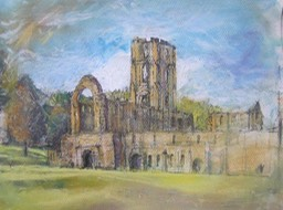 Jaques R Fountains Abbey2