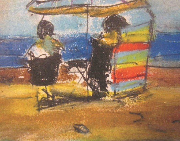 Richards Jaques Holiday sketch in Norfolk